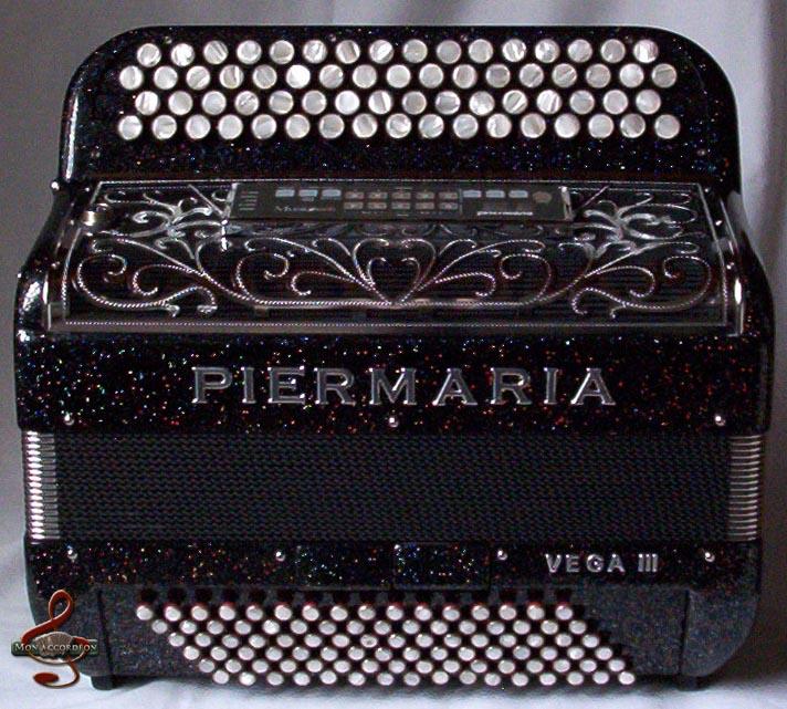 Piermaria Vega Iii Occasion Basses Standard 96 Basses 2 Voix